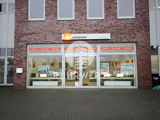 Frontansicht von TOP-Lage für Ihr Geschäft! Hoch frequentiertes Ladenlokal im Ziesak Plaza Oberhausen!