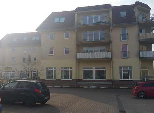 Nähe Ruppiner Kliniken, schöne helle Etagenwohnung mit Balkon