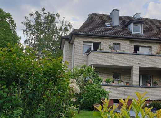 Sanierte, ruhige 2,5-Zimmer-Wohnung mit Balkon in Brühl
