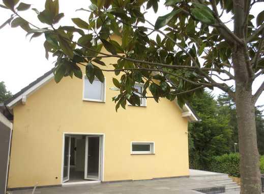 Schönes freistehendes Einfamilienhaus mit Weitblick am Rande von Haan-Gruiten