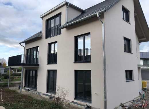Erstbezug: schöne 3,5-Zimmer-Wohnung im 1. OG  mit EBK und Balkon in Gärtringen