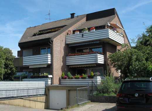 Ratingen-Lintorf: Sonnige 4-Zimmer-Eigentumswohnung mit großem Balkon in Hochparterre!