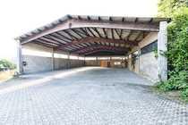 Gewerbeobjekt mit 2 Hallen und