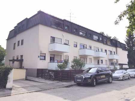 Modernisierte 2-Zimmer-Wohnung mit Balkon und EBK in Ramersdorf, München in Ramersdorf (München)