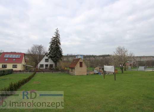 Baugrundstück in der Nähe von Pößneck