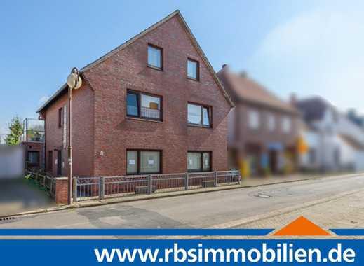 *KÄUFERPROVISIONSFREI* Großes renovierungsbed. 1-2 Fam.-Haus mit Doppelgarage in Lemwerder-Ort!