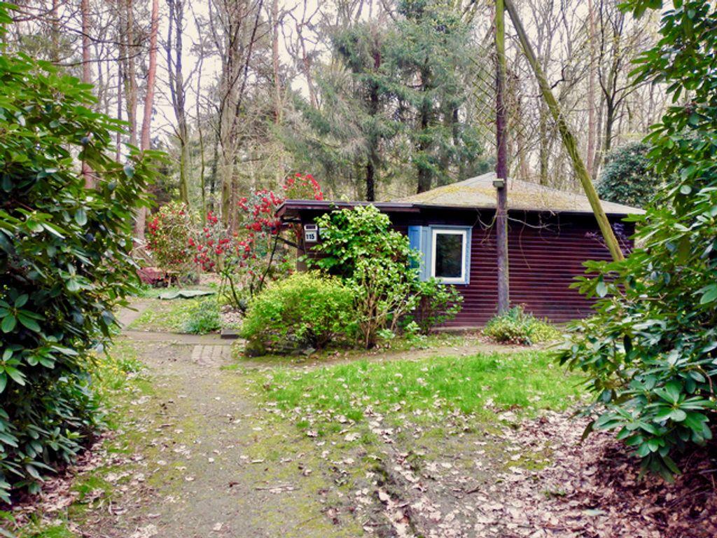 Reserviert zauberhaftes waldhaus tiny house bei hamburg ausbaubar - The scouts tiny house ...