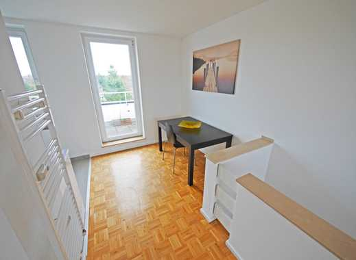 Ausgezeichnet aufgeteilte Maisonette-Wohnung mit 2 Balkonen!!!