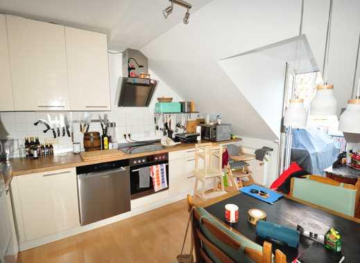 3 ZKB-Maisonette-Wohnung mit Kaminofen, EBK-Ablöse, Balkon in zentraler Lage am Jakober Tor
