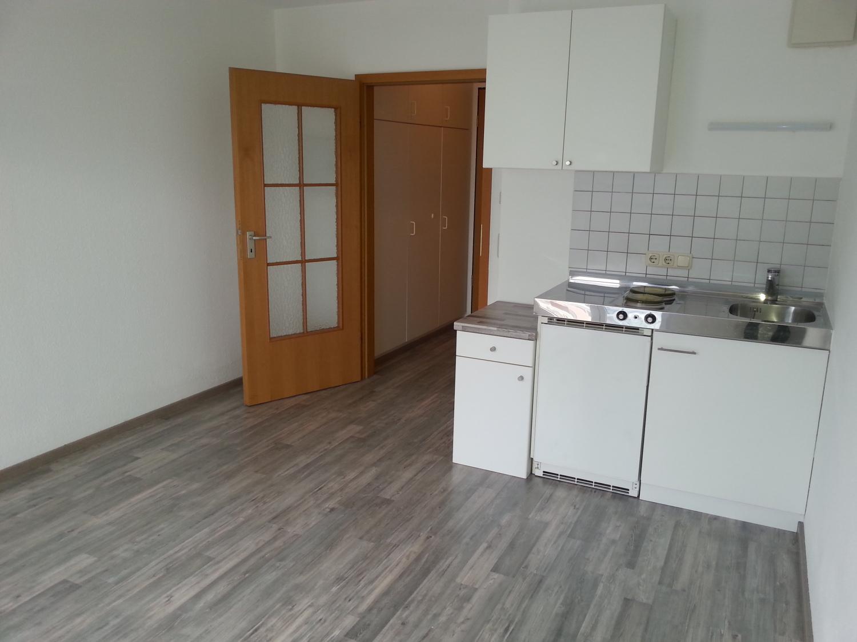 Klein-fein-mein: Teilmöbliertes, hübsches Apartment - nicht weit zur Uni! in Haunstetten (Augsburg)