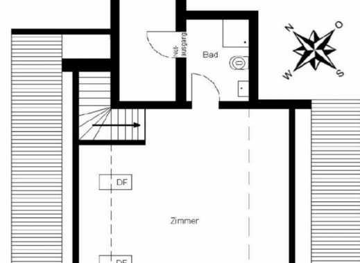 Schönes Maisonette Dachgeschoss-Domizil  mit großzügiger Terrasse