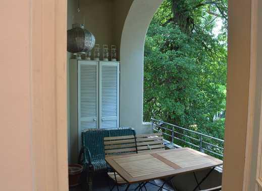 WG-Zimmer, 2 Personen, 120qm, Berlin-Wilmersdorf, WLAN, Putzfrau, Design, Parkplatz, sehr gute ÖPNV-