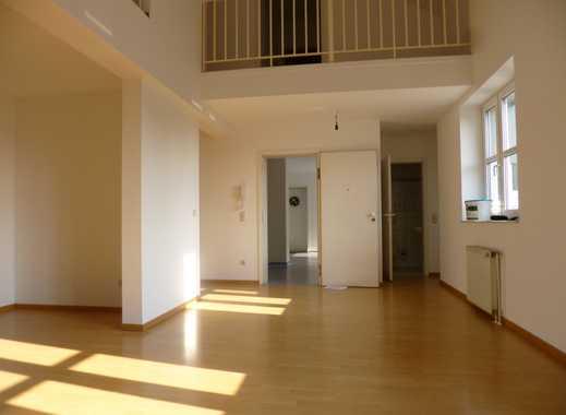 Maisonette-Traum- Wohnen am Innenhafen auf großzügigen 160 m²