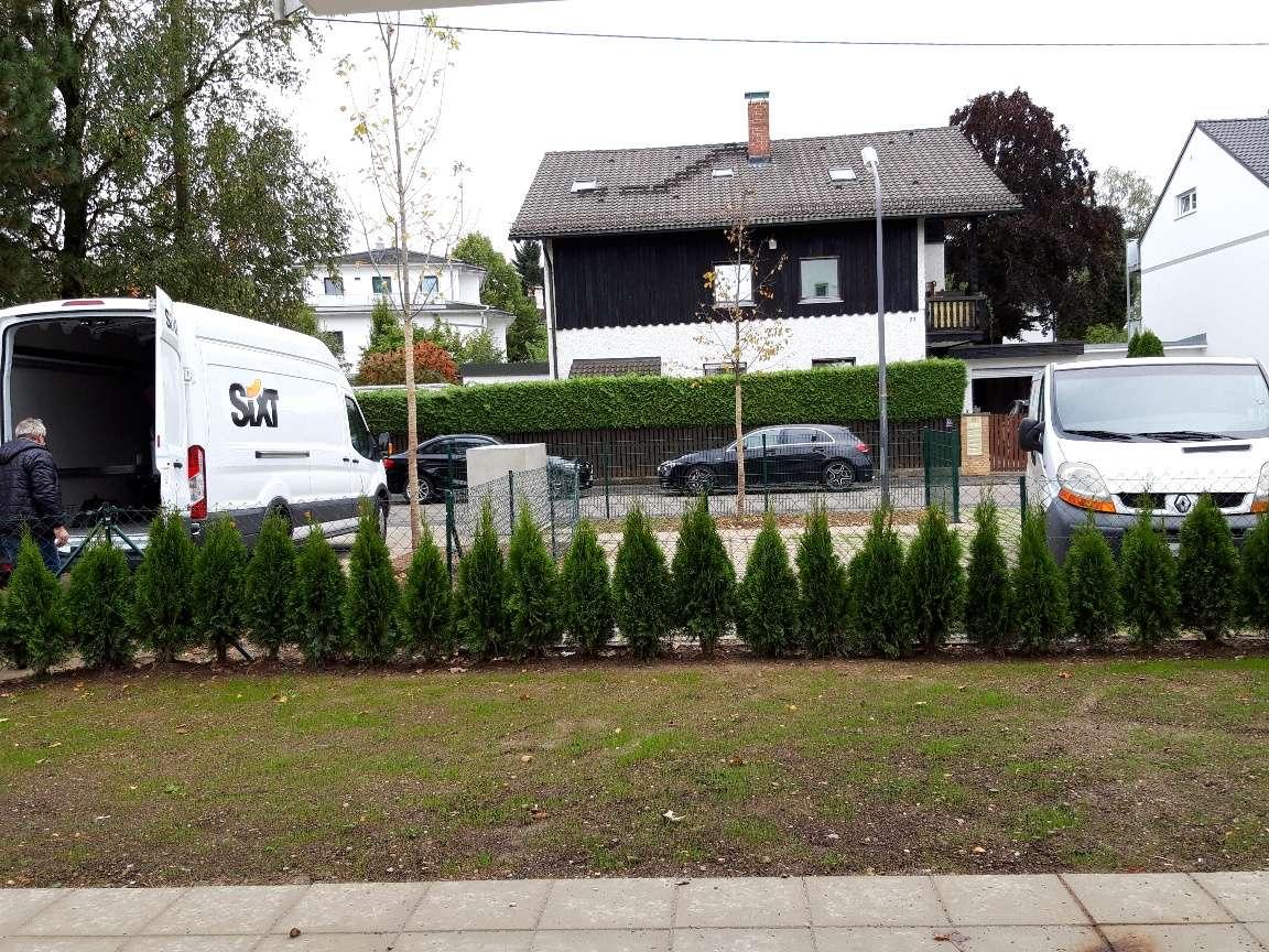 Neubau - Helle freundliche Terrassenwohnung mit Garten und Hobbyraum in Trudering (München)