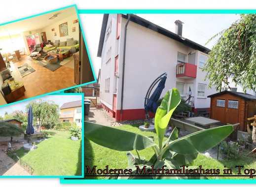 Sonnige Wohnlage **Modernes 3-Familienhaus in Ortsrandlage**