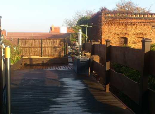 Wohnen über den Dächern von Schönebeck