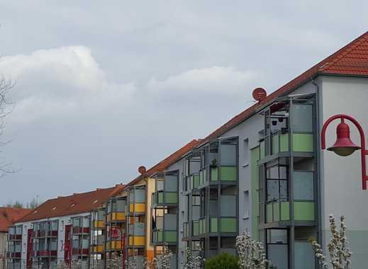 Schöne 3 R. Wohnung mit Wohnküche!
