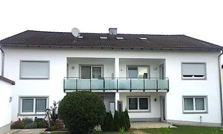 3-Zimmer Wohnung mit Balkon und Einzelgarage in Pfaffenhofen an der Ilm