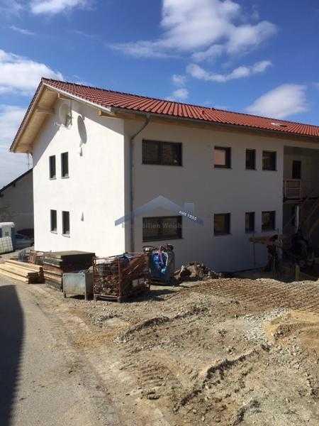 Garham/Vilshofen hochwertiger Neubau 3-Zimmer Whg. mit Terrasse in zentraler Lage in Hofkirchen