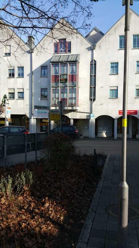 Zentral gelegene 3 Zimmer Wohnung in Treuchtlingen