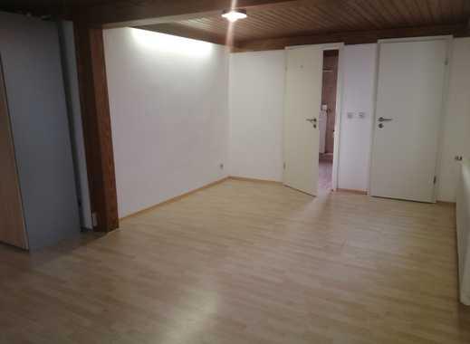 1-Zimmer-Erdgeschosswohnung