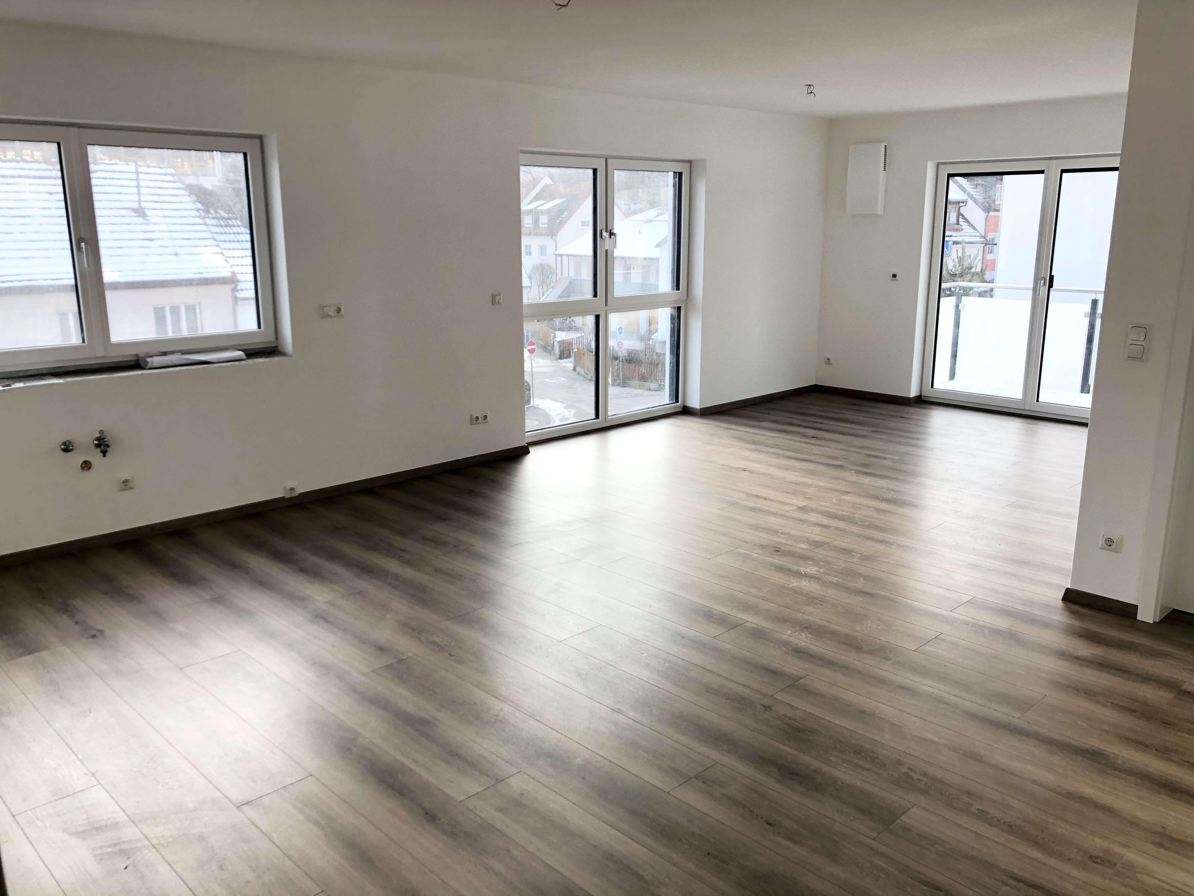 Exklusive 3-Zimmer-NEUBAU-Wohnung in Pfaffenhofen / Ilm zu vermieten! in