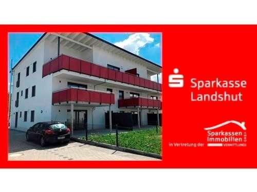 Wohnung in Neubau-Mehrfamilienhaus in attraktivem Wohngebiet! in