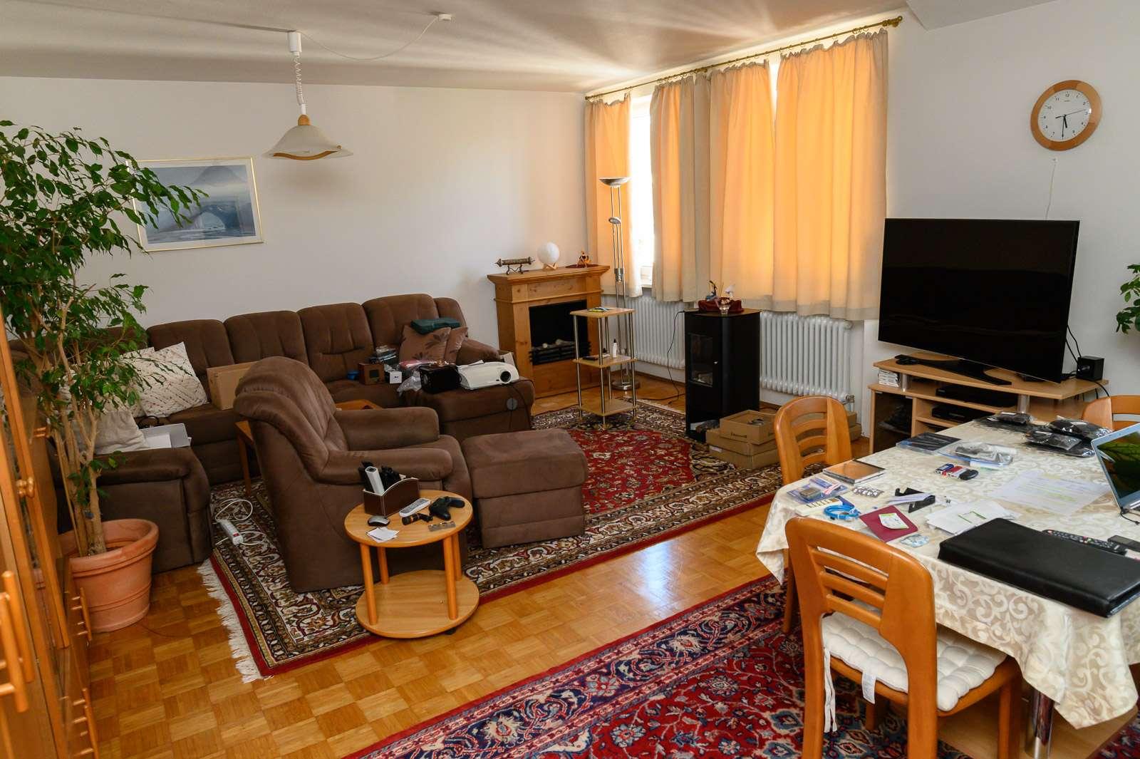 Schöne gepflegte 3-Zimmer-Wohnung in Freising, zentral gelegen, ruhig, Bahnhofsnähe