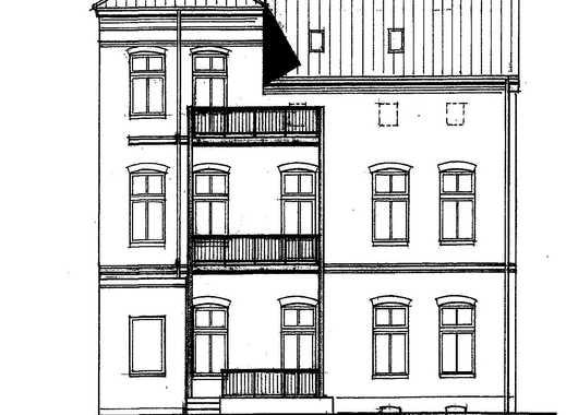 Sanierte 3 Zimmer Altbauwohnung mit hohen Decken, neuer EBK und noch viel mehr!