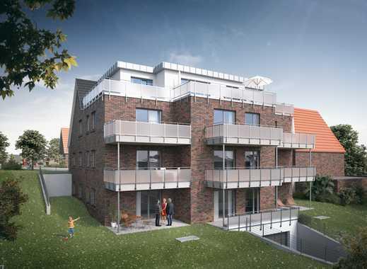 Moderne Neubauwohnung im Herzen von Stade, Wohnung 1