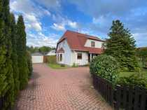 Gepflegte 5-Zimmer-Doppelhaushälfte in Rostock-Hinrichshagen