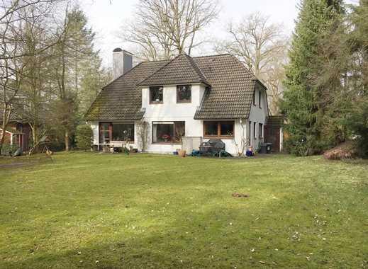Schöne Familienvilla in bester Sachsenwaldlage