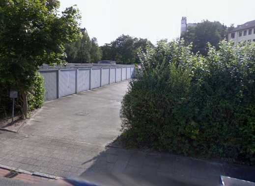 Garage Bremen, Edisonstrasse zu vermieten