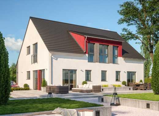 Gemeinsam in die Zukunft: zwei Wohneinheiten unter einem Dach