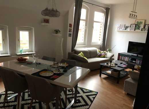 Schöne 3-Zimmer-Wohnung mit Balkon und EBK in Hannover Linden-Süd
