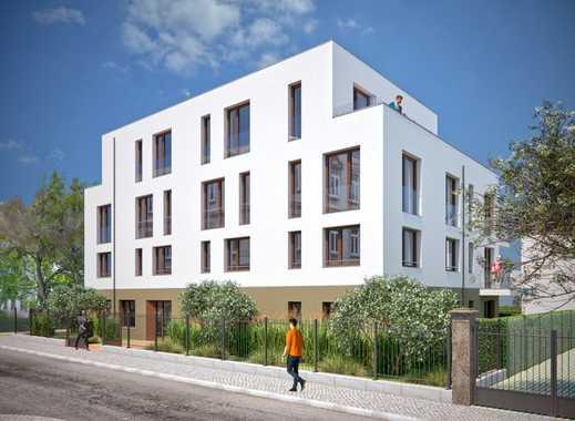 DD-Neustadt - Rohbau fertig - Doppelhaus in innerstädtischer Lage- ideal für Familien!!!