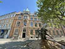 1 250 m² Büroetage in