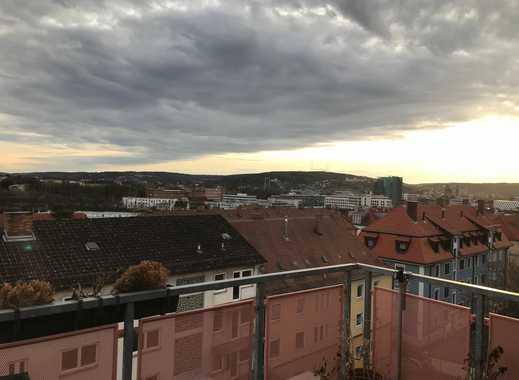 ***WG-ZIMMER in 90 m² 2er-WG mit großem Balkon und traumhafter Aussicht***