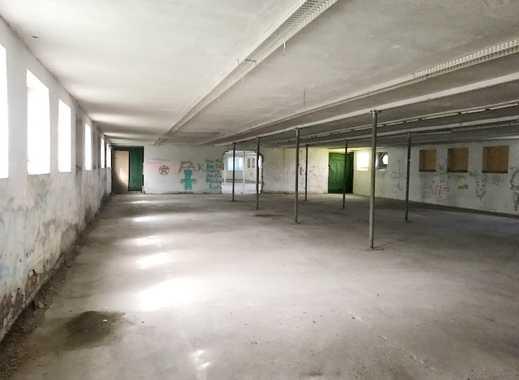 Kaltlagerhalle mit guter Verkehrsanbindung zu vermieten