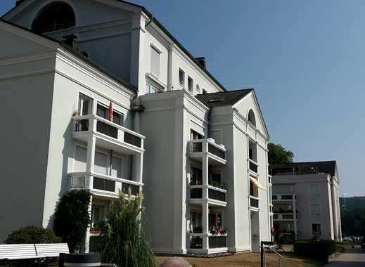 Sehr gepflegte 2-Zimmer-Erdgeschosswohnung mit Balkon nahe des Rheins in Bad Breisig