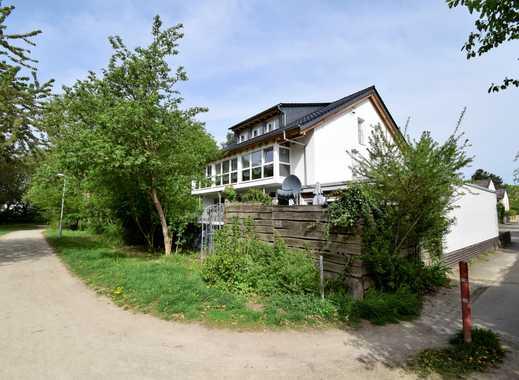 Traumhaftes Mehrfamilienhaus in Darmstadt-Arheiligen mit weiteren 198m² Nebenfläche im Loftcharakter