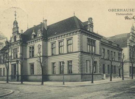 * Oberhausen * Denkmal *  Penthouse * Denkmal-AfA * Kernsanierung *