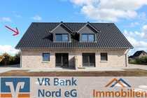 Neubau eines Doppelhauses in hochwertiger