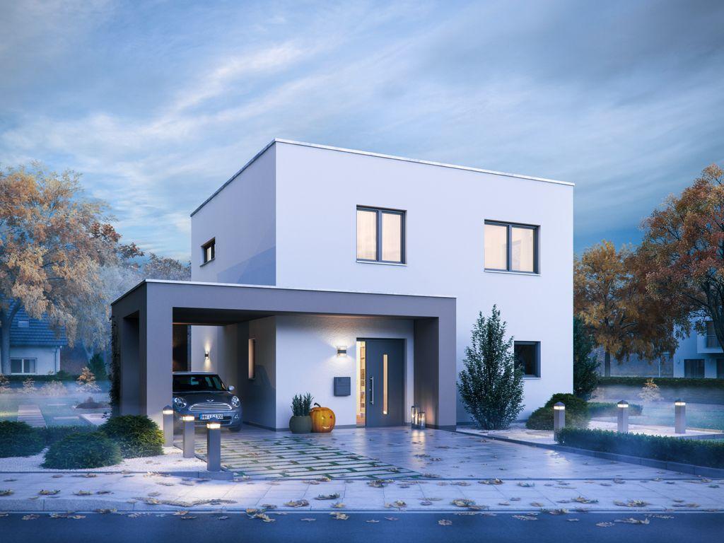 Cube 6 - überzeugt durch moderne Architektur