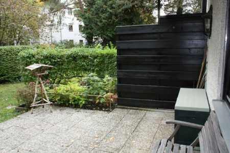 3-Zimmer-EG-Wohnung mit großer Südterrasse und Garten in München-Pasing/Laim in Pasing (München)