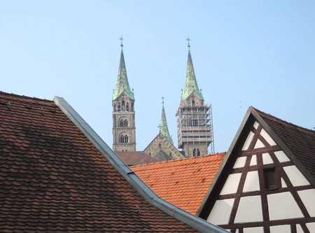 Großzügige 4-Zimmer-Mietwohnung im Einzeldenkmal in der Altstadt Bambergs! in Mitte (Bamberg)