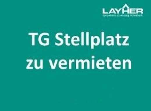 Tiefgaragenstellplätze in Sachsenheim zu vermieten (TG Parkplatz / Garage / Stellplatz)