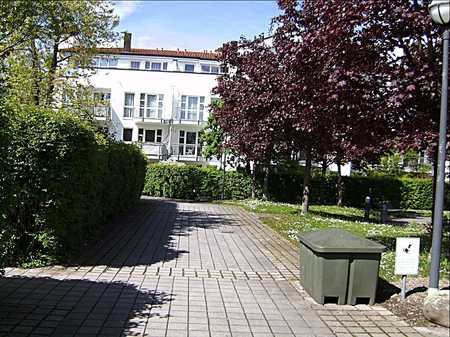 Vollmöblierte, attraktive 2-Zimmer-Wohnung, ca. 43 m², ideal für Singles in Unterföhring
