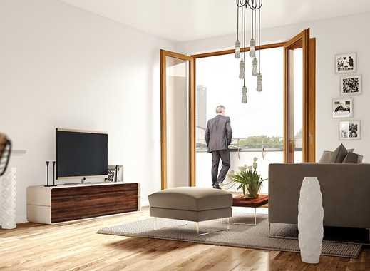 Das Penthouse im Ferdinand Frankfurt - gehobener Stil mit Freiheit nach oben!