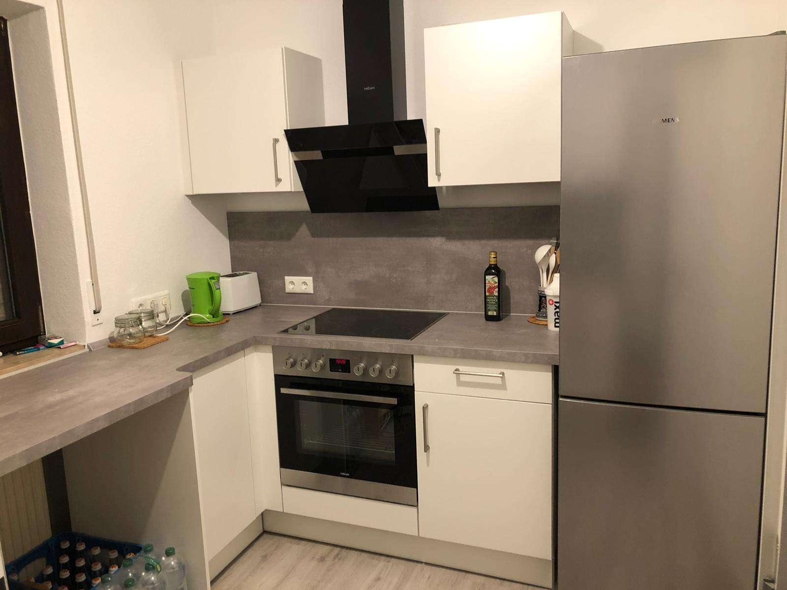 Vollständig renovierte 3-Zimmer-Wohnung mit Balkon und EBK in Aschaffenburg in Strietwald (Aschaffenburg)